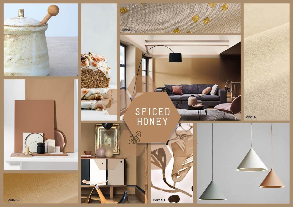 inspiratie honey mosterd interieur kleur